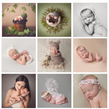 Baby photographer Gabriele Dabasinskaite  (Justgaba). Photo of 27 September