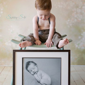 Baby photographer Sunny Szpak-Holly (sunnyshphoto). Photo of 14 January
