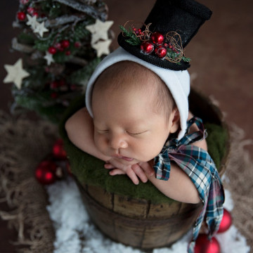 Baby photographer Stefanie Peeters (RSphotography). Photo of 01 December