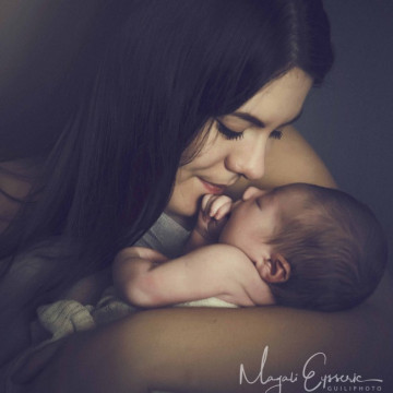 Baby photographer Magali Eysseric  (Guiliphoto). Photo of 15 January
