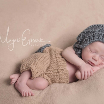 Baby photographer Magali Eysseric  (Guiliphoto). Photo of 16 January