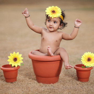 Baby photographer Manish Patel (Manish). Photo of 06 June