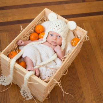 Baby photographer Vera Ospan (OspanVera). Photo of 24 June