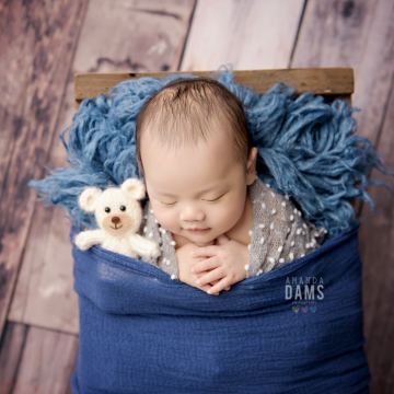Baby photographer Amanda Dams (amandadams). Photo of 30 June