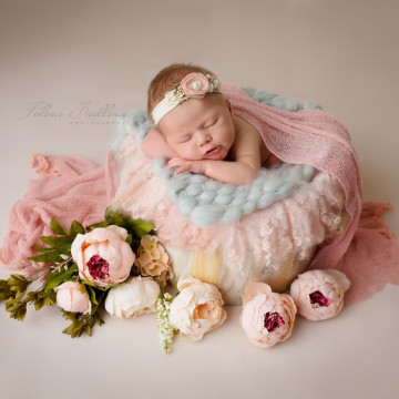Baby photographer Polina Kuklina (polinakuklina). Photo of 08 July
