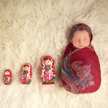 Baby photographer Mila Boekestyn (Milashka). Photo of 14 November