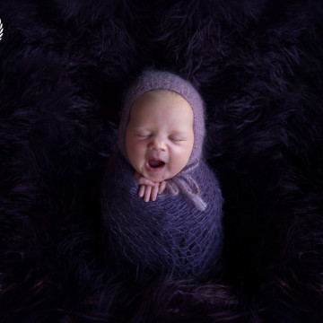 Baby photographer Mila Boekestyn (Milashka). Photo of 14 December