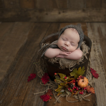 Baby photographer Rebekah Conant (RebekahConant). Photo of 08 October
