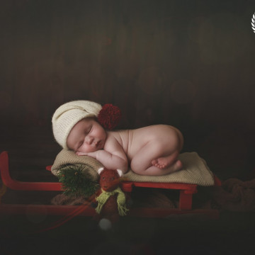 Baby photographer Anastasia Lebedeva (irelandia). Photo of 14 January