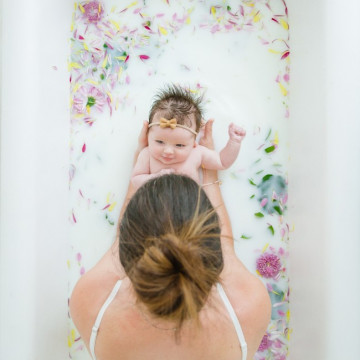 Baby photographer Jaclyn Stinsman (stinsmanphotography). Photo of 09 October
