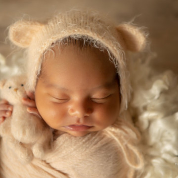Baby photographer Tatiana  Nekrasova (Tanjunja). Photo of 13 February