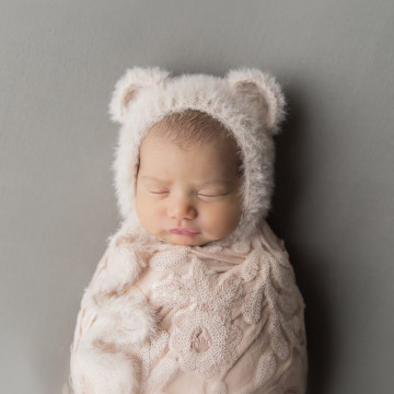 Baby photographer Brandi Barth (Jojobeestudios). Photo of 02 June