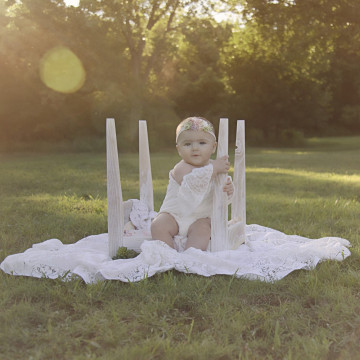 Baby photographer Brandi Barth (Jojobeestudios). Photo of 17 June