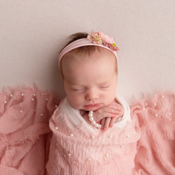 Baby photographer Brandi Barth (Jojobeestudios). Photo of 07 March