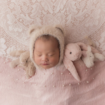 Baby photographer Brandi Barth (Jojobeestudios). Photo of 15 December