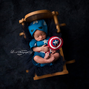 Baby photographer Liel  Ainmar  (lielmadewithlove). Photo of 09 October