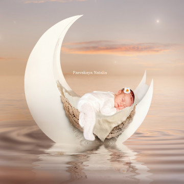 Newborn, maternity and baby photographer Natalia Faevskaya (faevskayanatalia245). Photo of 21 April