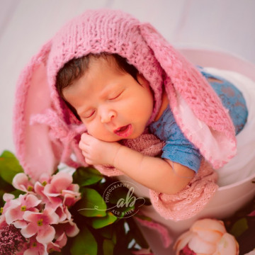Baby photographer Alejandra Baier  (Alebaier). Photo of 12 March
