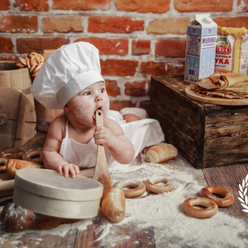 Baby photographer Aleksey Detkov (BabyFoto). Photo of 14 September