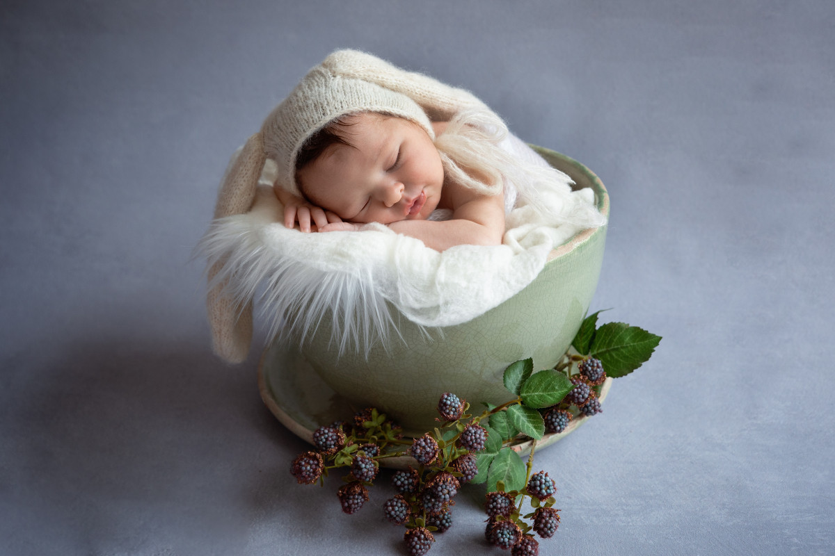 Newborn, maternity and baby photographer Sandra Prokesch (office). Photo of 14 March