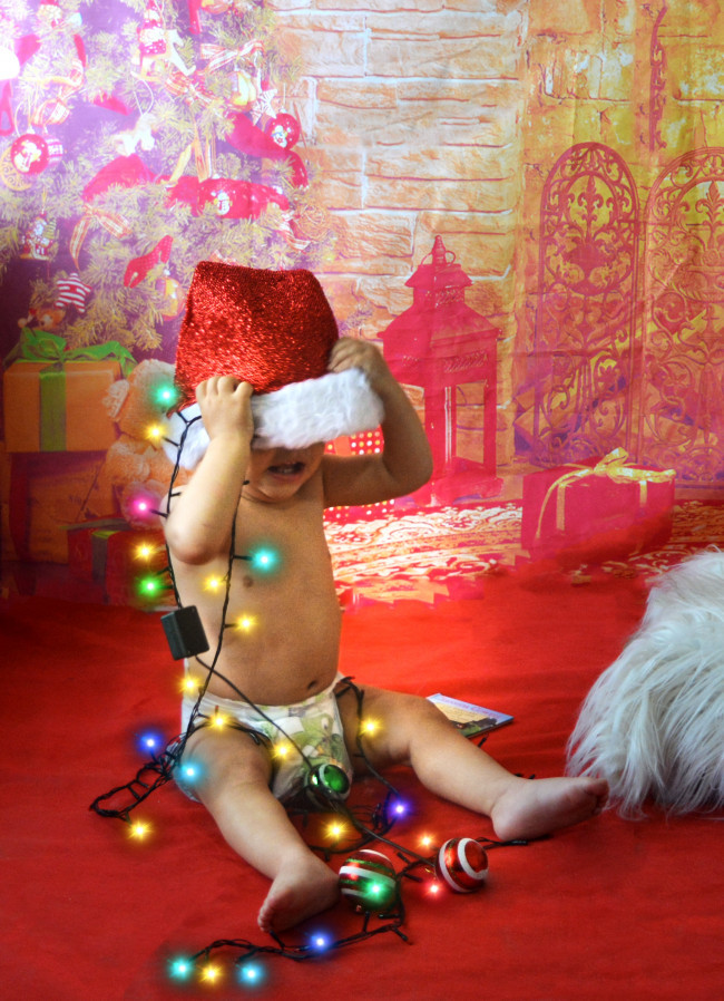 Newborn, maternity and baby photographer Lourdes Cajigal (loucajigal). Photo of 16 December